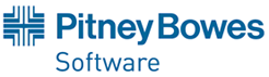 Pitney Bowes Old Software Logo